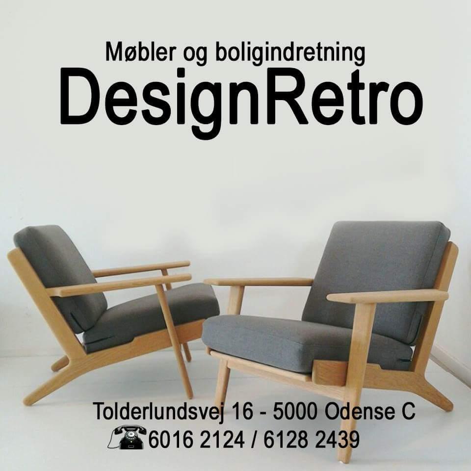brugte designer stole